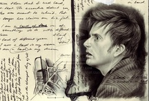 Doctor...? Doctor Who?? / by Cheyenne Cappucci