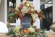 Flower Arrangements/Table Scapes / Flower arrangements for any occasion.  / by Janee Fisher