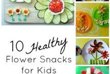 Kid Approved Nibbles / How to sneak in goodness for fussy eaters