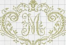Cross stitch/Embroidery / by Chantal G.