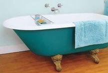 bath / by Christina Atkins