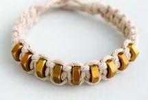 DIY Bracelet Necklace & Ring