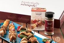 Tastefully Simple Recipes and More / Goodness how easy it can be to cook with Tastefully Simple!  You can order all the products for these recipes through my website www.tastefullysimple.com/web/eseelen.    Comments, questions are welcome! / by Edie Seelen