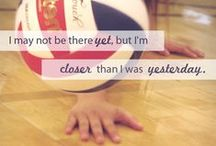 Pin-spiration / Quotes we find inspirational / by USA Volleyball