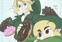 Funny Zelda / by Kylie Hyrule