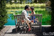 Cornerstone Sonoma Engagement Session / A fun portrait session at the art/gardens.  / by Rebecca Stark