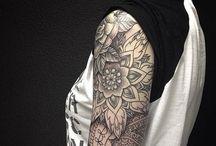 Ink. / by Stefanie Bowe