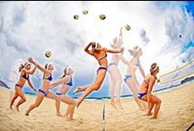 Beach Volleyball / by USA Volleyball