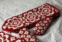 Knitting Inspiration / by Sweet Paprika Designs