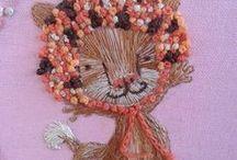 embroidery / by Sandra Orlando