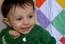 Discoveries Collection / The Discoveries Collection includes four easy patterns perfect for little explorers making their first discoveries about the world. The sweater and vest patterns all include five sizes (from 0-24 months) and buttonhole instructions for both boy's and girl's versions. These patterns are also ideal for anyone discovering crochet for the first time, as they are simple and satisfying projects. / by Sweet Paprika Designs