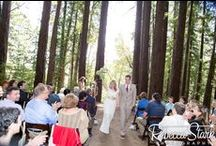 Sequoia Retreat Center / A beautiful wedding venue in the redwoods in the Santa Cruz Mountains.