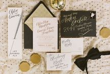 Stationery and invitations / by Paola