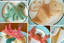 Kid Food / Food, Snacks And Recipes Kids Will Love