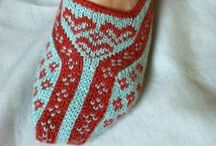 Socks, Stockings & Slippers / by Sweet Paprika Designs