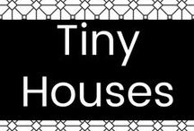 Tiny Houses / Who's obsessed with tiny house living, tiny house decorating, and tiny house shows? THIS GIRL!!! :-)