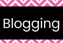 Blogging / Blogging info for beginners, as well as good tips on how to make money blogging.