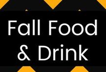 Fall Food & Drink / Awesome recipes for Halloween parties and fun! :-)