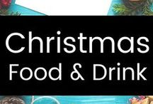 Christmas Food/Drink / Christmas Food & Beverages