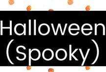 HaLLoWeEn SpOoKy / Spooky Halloween Decor