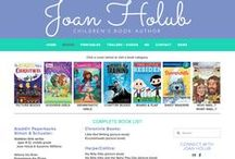 A List of My Books / A complete list of books written or illustrated by children's book author Joan Holub (that's me)! http://www.joanholub.com/books-2/