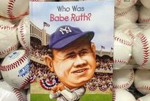 Biographies for Kids / Biographies of Babe Ruth, Marco Polo, Johnny Appleseed, Jim Henson, Thanksgiving, The Gold Rush. Titles I've written in the Who Was series of chapter books published by Grosset & Dunlap. / by Joan Holub Children's Books