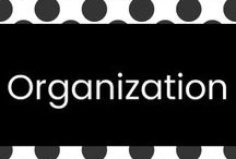 Organization / Tips for organizing your life. This is my dream! :-) Someone please come help me!