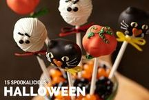 HALLOWEEN / ALL THINGS SWEET AND SPOOKY!