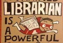 Librarians / by Joan Holub Children's Books