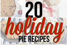 CHRISTMAS: RECIPES / ALL THE CHRISTMAS FOOD INSPIRATION YOU NEED IN ONE BOARD!