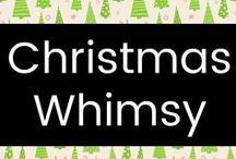 ChRiStMaS wHiMsY / Cutesy Christmas Stuff.