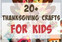 AUTUMN KIDS CRAFTS / HELP YOUR KIDS WELCOME AUTUMN WITH THESE FUN CRAFTS!