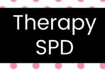 Therapy   SPD / Information and activities for children with autism, Sensory Processing Disorder, and those who are nonverbal or developmentally delayed.