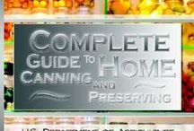 I can / canning and food preservation / by Sherry Darby