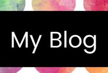 """My Blog / Here are some of the top posts from my own blog, """"Food, Wine & Poopy Diapers"""". Visit me at: www.foodwineandpoopydiapers.com"""