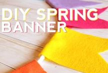 SPRING / ALL THINGS SPRING!