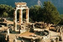 Travel to Delphi, Greece / Enjoy a beautiful excursion to Delphi, one of the most famous sites of Classical Greece; located in a breathtaking landscape spreading out at the foot Mt. Parnassus!