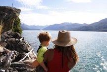 Lago Puelo / Lago Puelo, una maravillosa a descubrir en la Provincia de Chubut, Argentina