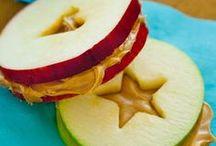 Healthier-ish. . . / Healthier snack solutions