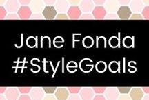 Jane Fonda #StyleGoals