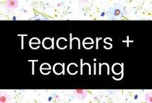 Teachers | Teaching