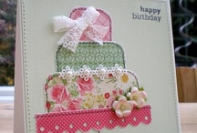 Paper Crafts - Cards / Card ideas / by Lisa Beeman