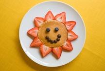 Fun foods for the kids / by Elizabeth Webb