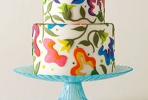Cakes - Beautiful, Unique & Quirky / Cakes for Weddings or other events. / by Lorianne Lewis-Hopper