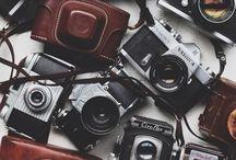 Cameras. / by Molly Rae