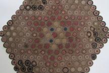 Pennies & Penny Rugs / by Nancy Moore