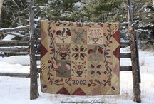 Primitive Quilts & More / by Nancy Moore