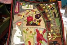 Lainage Appliqué / by A Prim Garden