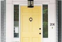 ENTRYWAY / home / entryways & door decor