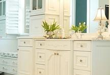 Decorating: Kitchens, Baths, & Laundry Areas